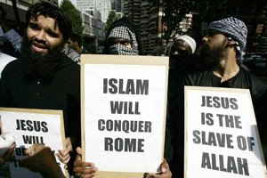 Islam will conquer rome-MPI