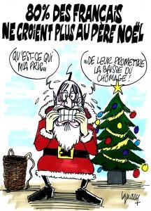 Ignace - 80% des français ne croient plus au père Noël !