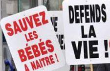 SOS TOUT PETITS et la marche pour la Vie.