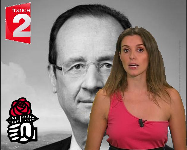 Le PS mise-t-il sur <b>Fanny Agostini</b> en assurant son transfert sur France 2 ? - fanny-agostini-PS-MPI