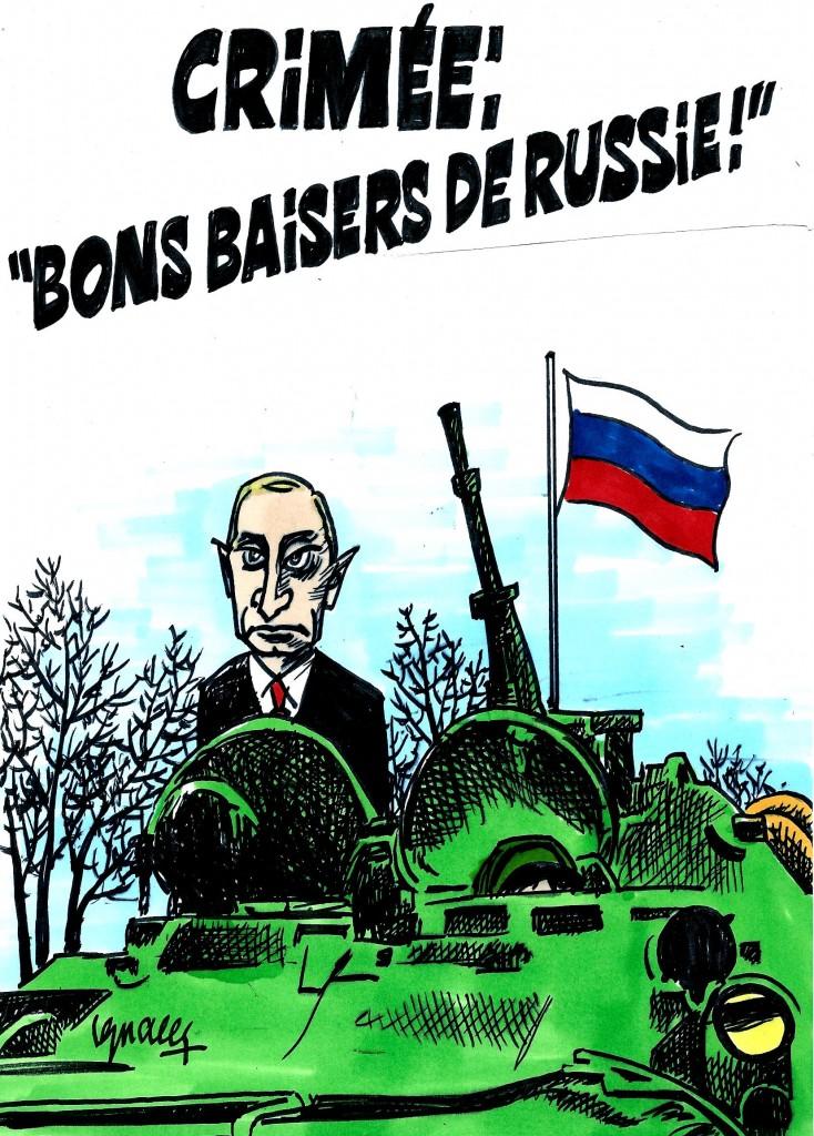 """Ignace - """"Bons baisers de Russie !"""""""