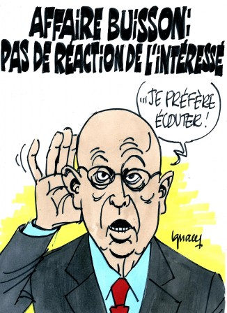 Ignace - Affaire Buisson