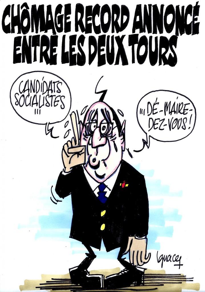 Ignace - Chômage record