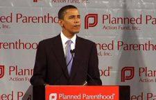 Discours hallucinant d'Obama qui demande que Dieu bénisse l'avortement et l'eugénisme…