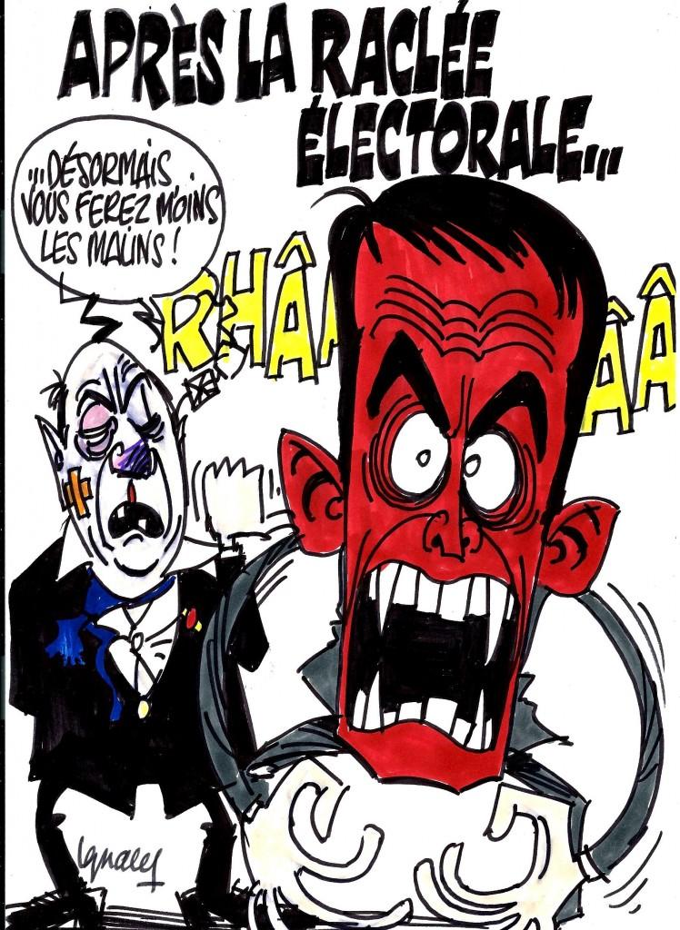 Ignace - Raclée électorale