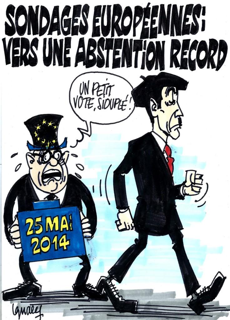 ignace - Abstention record aux européennes