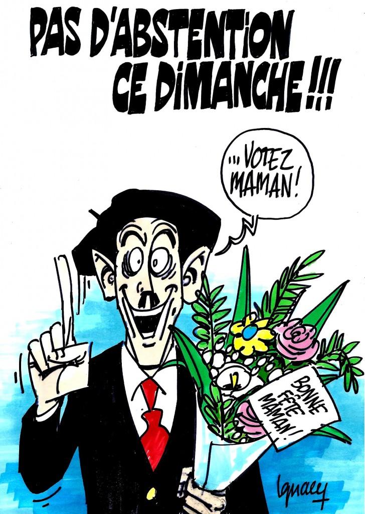 Ignace - Devoir électoral