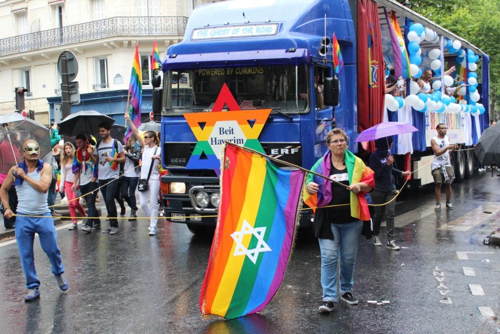 Groupe Juif, Gay et Lesbien