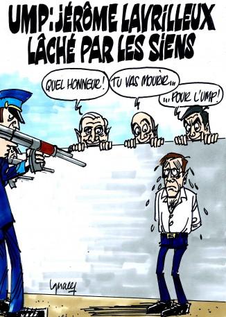 Ignace - Lavrilleux lâché par les siens