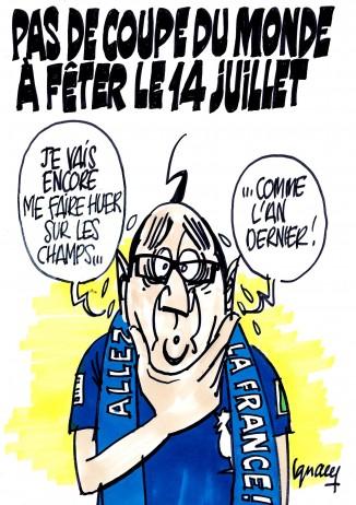 Ignace - Allemagne 1-0 France