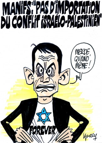 Ignace - Conflit israélo-palestinien