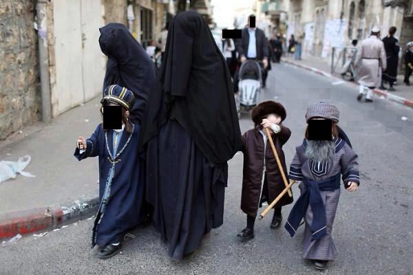 vetement femme juive