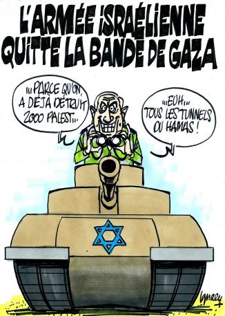 Ignace - La Bande de Gaza respire