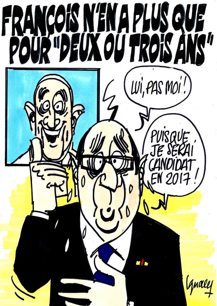 Ignace - François et François