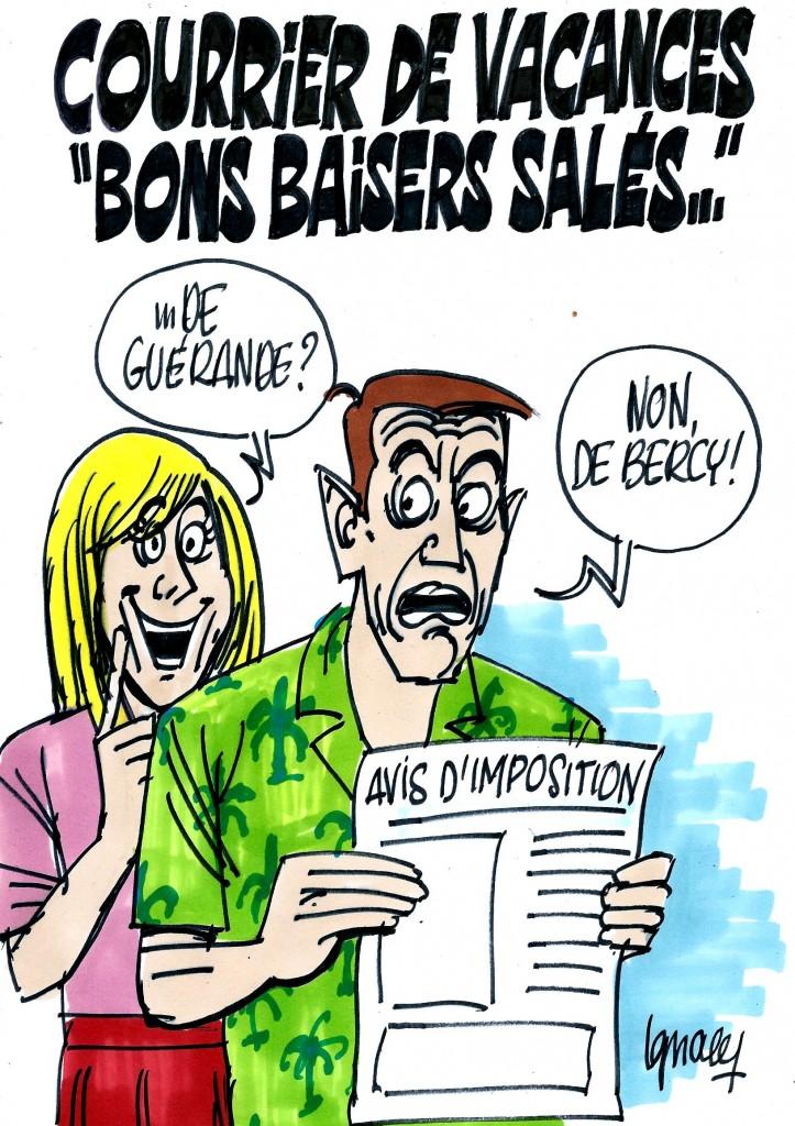 Ignace - Courrier salé