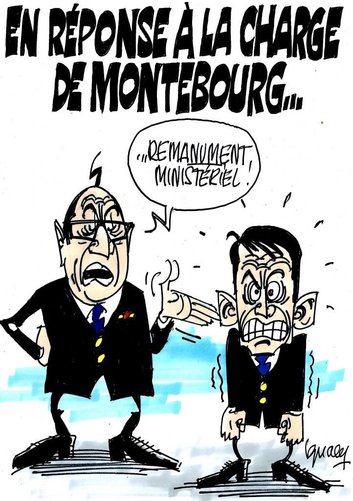 Ignace - Réponse à Montebourg