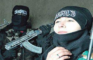 Filles djihadistes