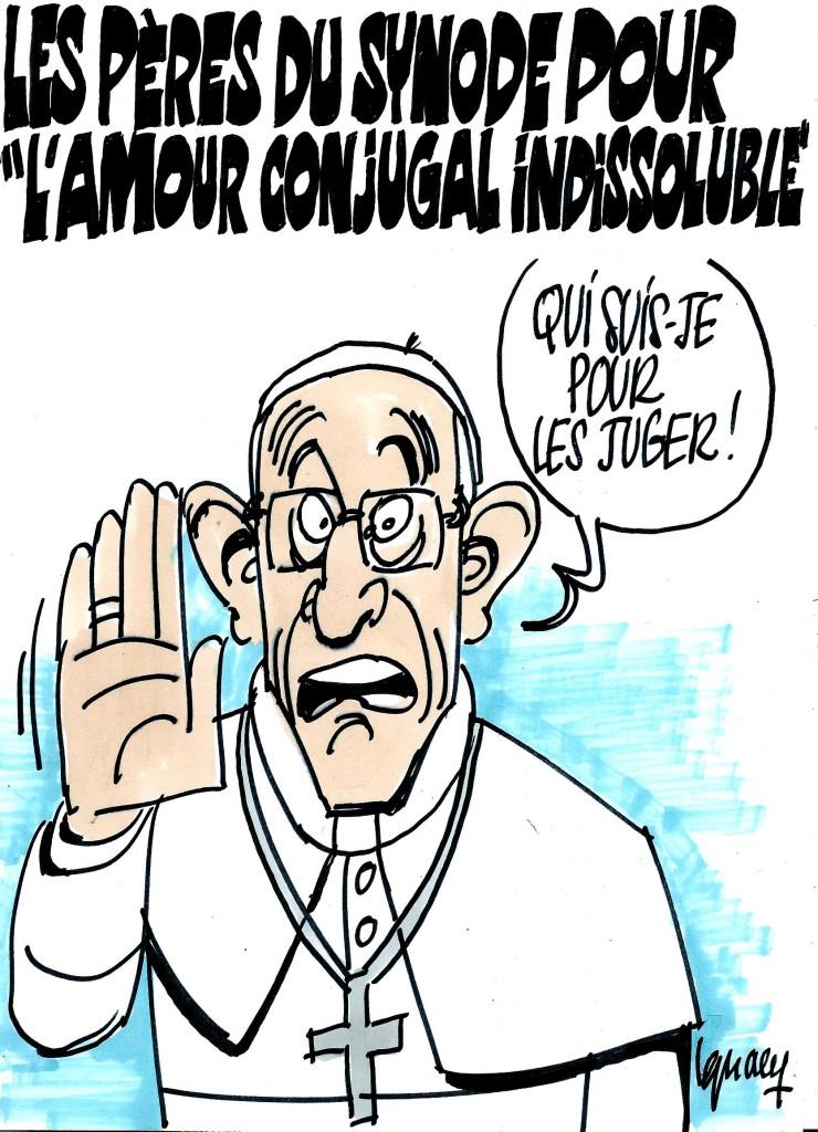 Ignace - Le synode rend sa copie