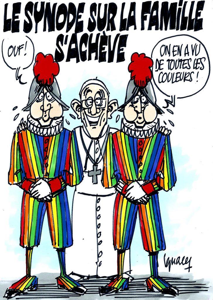 Ignace - Le synode s'achève