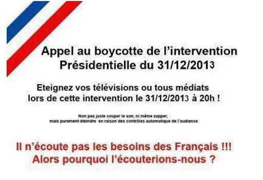 boycotte