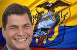 Le président équatorien Rafael Correa dénonce la théorie du genre