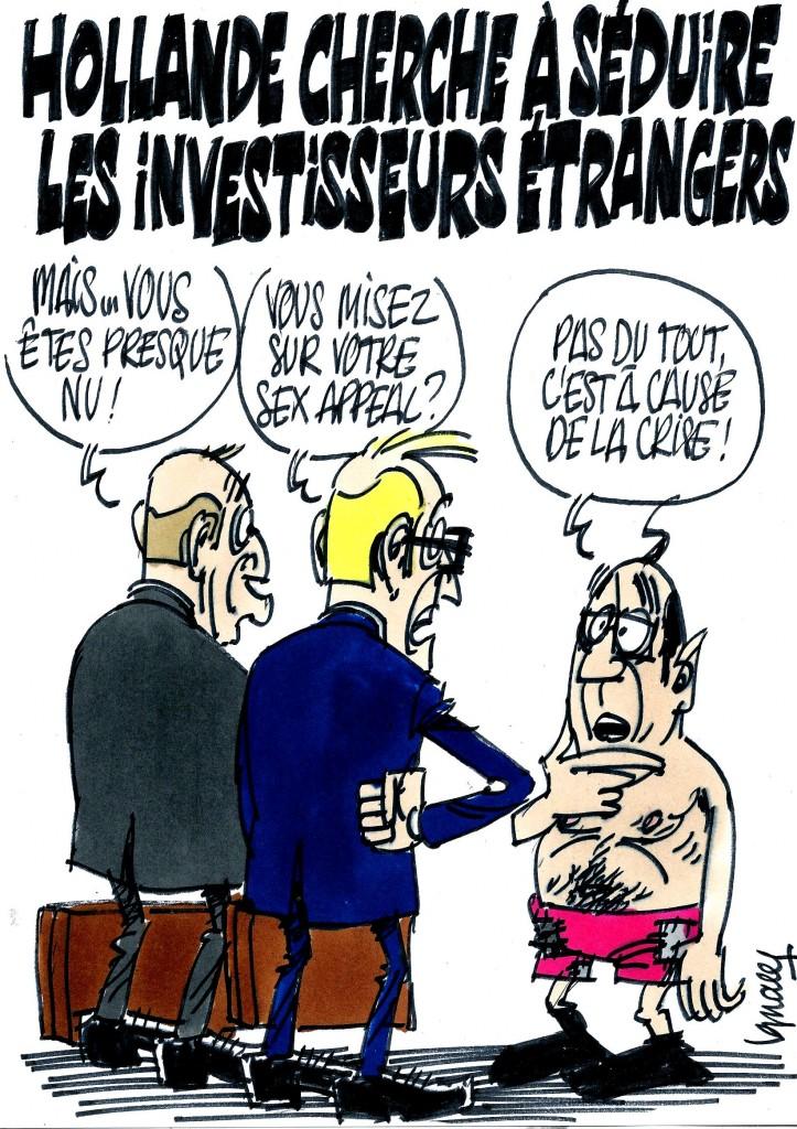 Ignace - Séduire les investisseurs étrangers