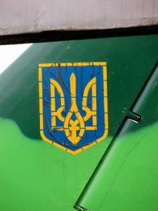 Avions militaires ukrainiennes