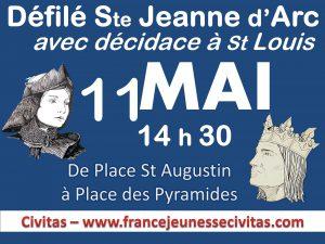 Jeanne d'Arc 2014