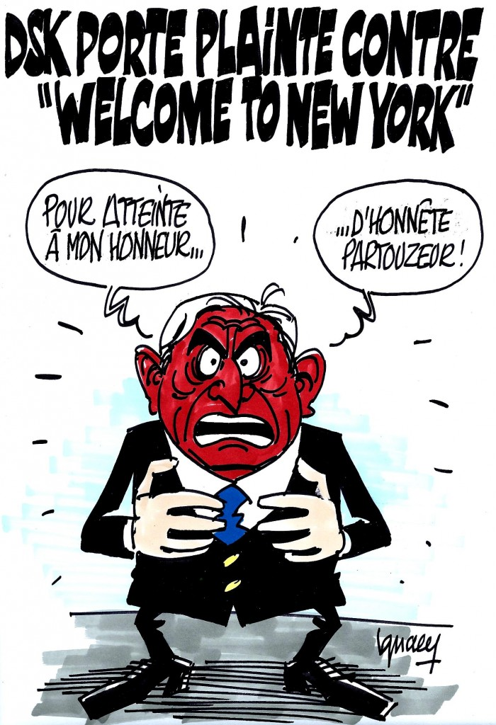 Ignace - Welcome to New York