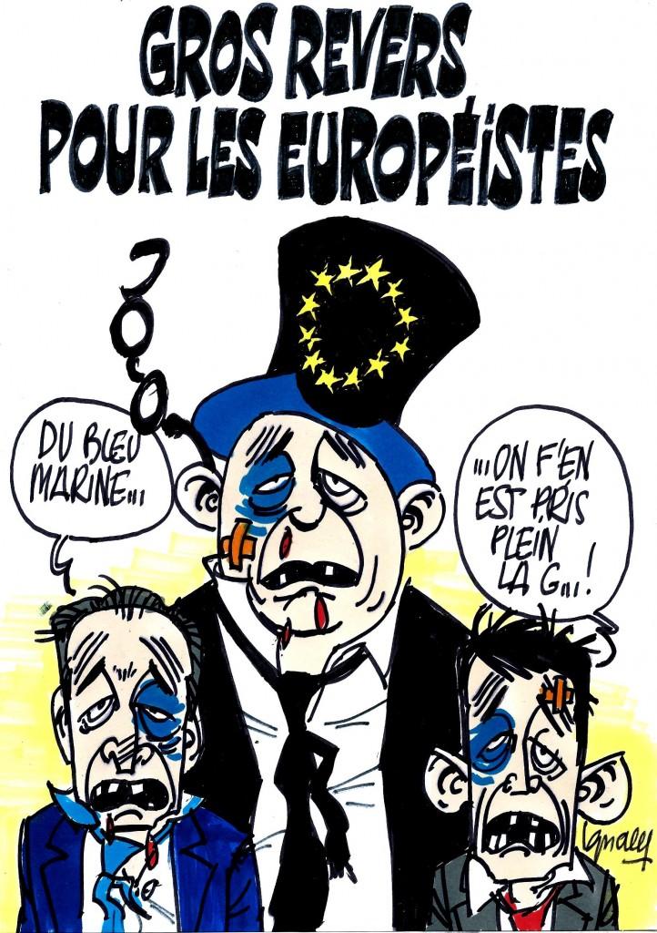 Ignace - Gros revers pour les européistes