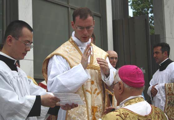 L'abbé Kenneth Walker de la Fraternité Saint-Pierre assassiné