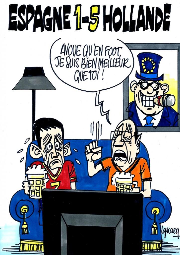 Ignace - Valls 1-5 Hollande