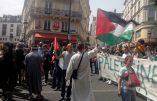 "Reportage – Manifestation pro-palestinienne à Paris ou ""l'Intifada"" à Barbès !"