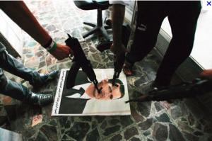 La barbarie en Syrie mais Hollande persiste et signe