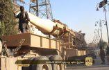 Les djihadistes de l'Etat Islamique : une armée de 100.000 hommes avec des missiles, des chars et des hélicoptères de combat…