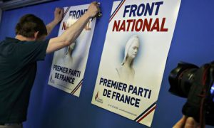 France's National Front wins Euro vote in France