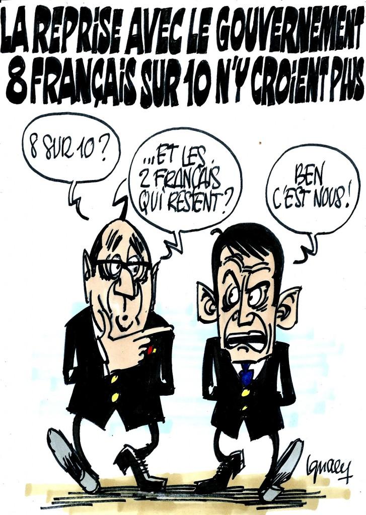 Ignace - La foi en la reprise économique