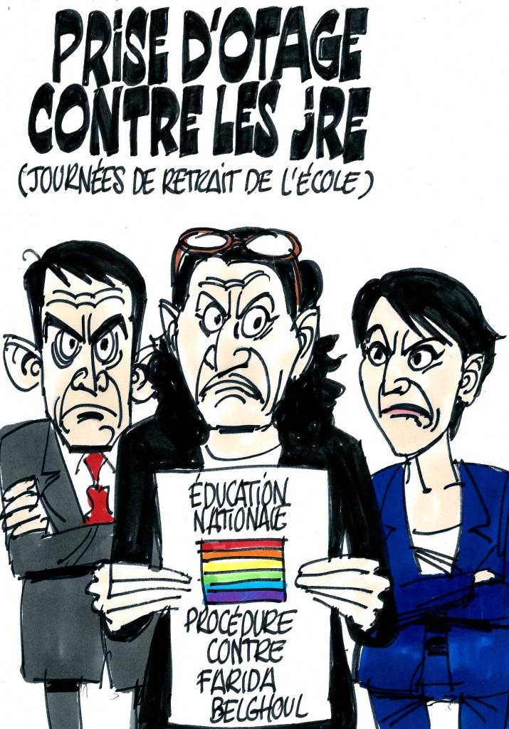 Ignace - Prise d'otage contre les JRE