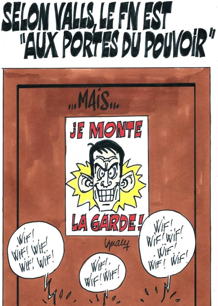 Ignace - Valls gardien du pouvoir
