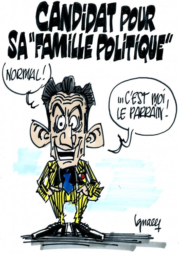 Ignace - Sarkozy candidat