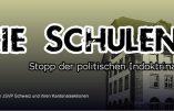 Résistance suisse à l'endoctrinement scolaire gauchiste