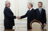 Citations de Christophe de Margerie, co-président du Conseil économique de la CCI France-Russie