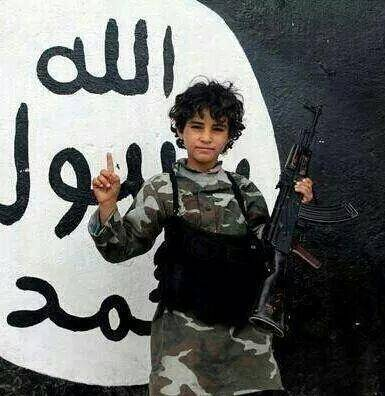 ISIS-soldier