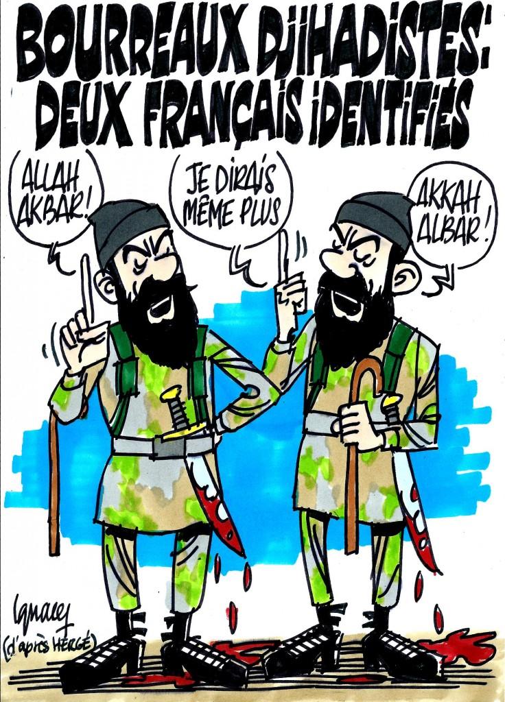 Ignace - Djihadistes français identifiés