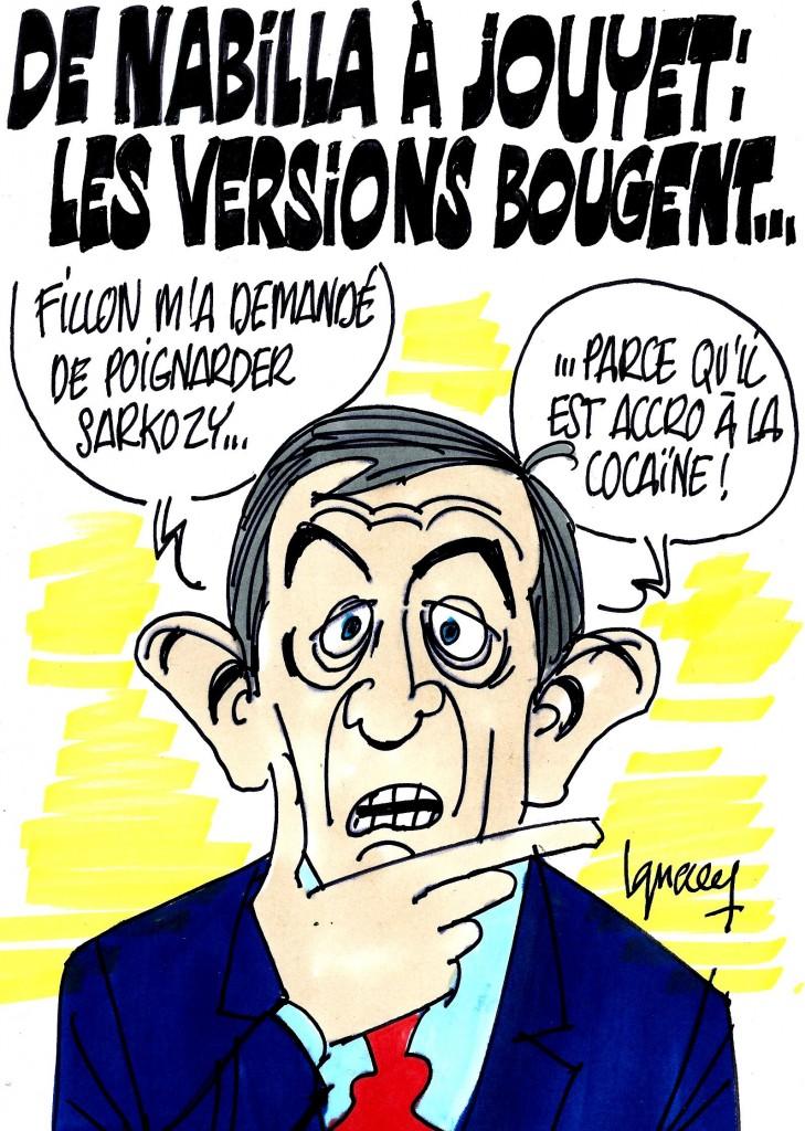 Ignace - De Nabilla à Jouyet : les versions bougent...