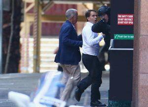 Prise d'otages Australie