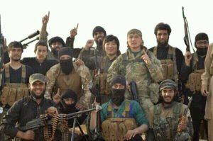 Parmi ces djihadistes, au moins deux sont chinois