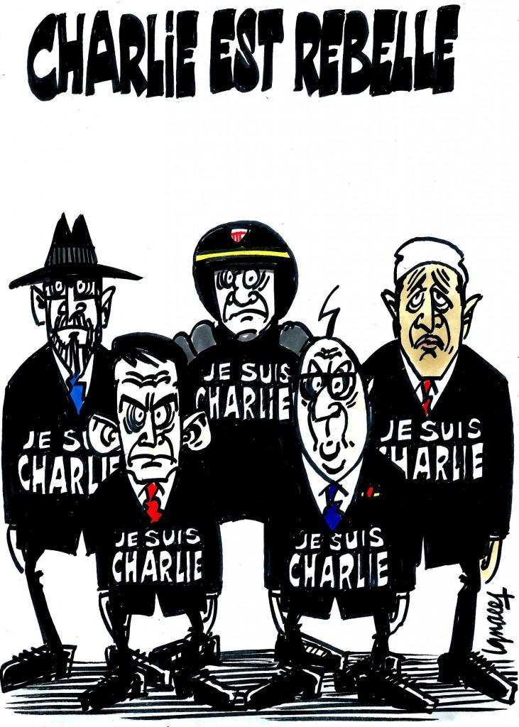 Ignace - Charlie est rebelle