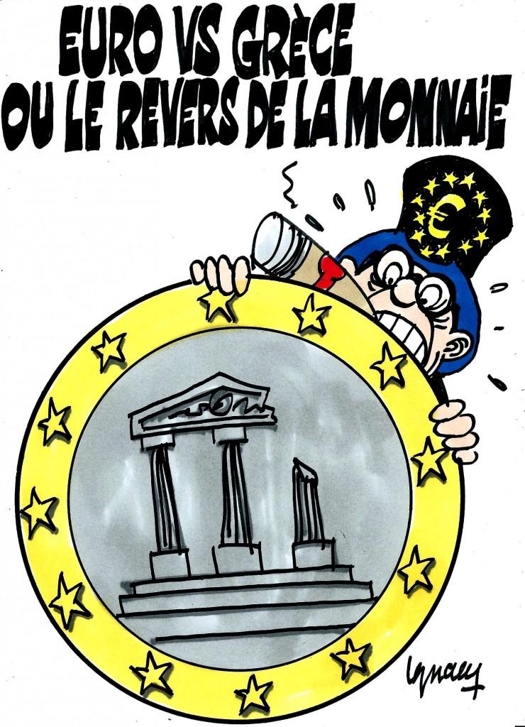 Ignace - Euro vs Grèce