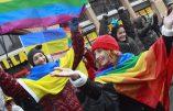 Kiev gay-friendly puisque pro-UE